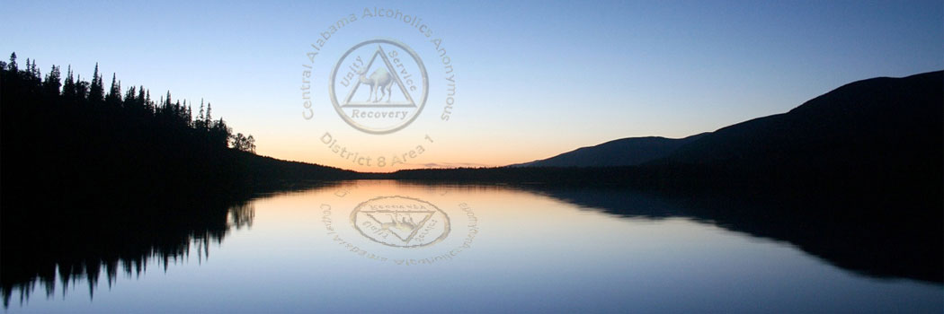 Welcome to Alcoholics Anonymous in Central Alabama